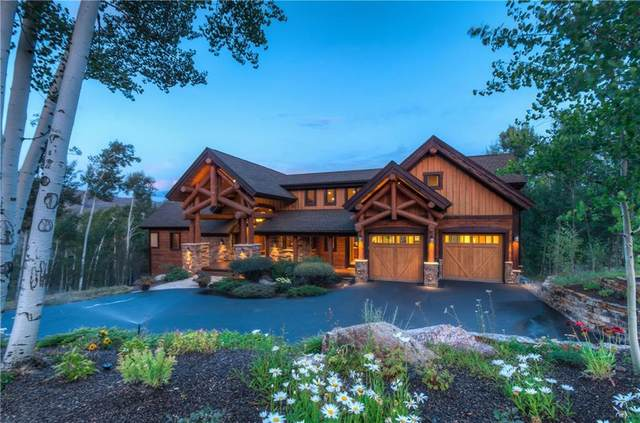 265 Two Cabins Drive, Silverthorne, CO 80498 (MLS #S1018606) :: eXp Realty LLC - Resort eXperts