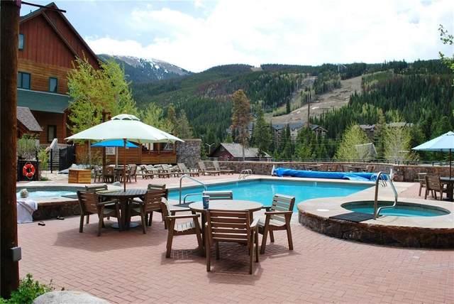 100 Dercum Square #8401, Keystone, CO 80435 (MLS #S1018619) :: Colorado Real Estate Summit County, LLC
