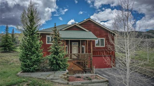 60 Gingerquill Court, Dillon, CO 80435 (MLS #S1018621) :: Dwell Summit Real Estate