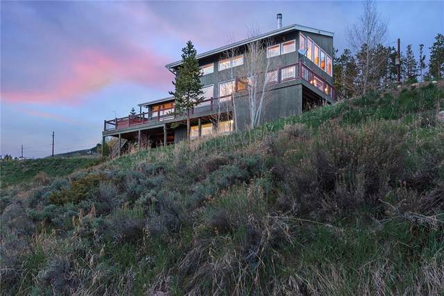 161 Riley Road, Silverthorne, CO 80498 (MLS #S1018625) :: Colorado Real Estate Summit County, LLC