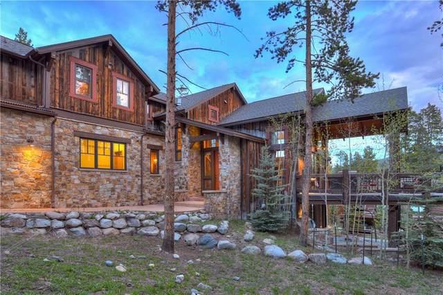 49 White Cloud Drive, Breckenridge, CO 80424 (MLS #S1018629) :: Colorado Real Estate Summit County, LLC