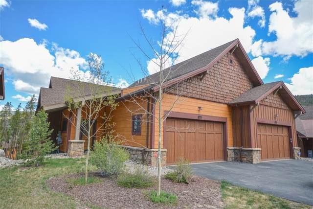 833 Independence Road 6A, Keystone, CO 80435 (MLS #S1018630) :: Dwell Summit Real Estate