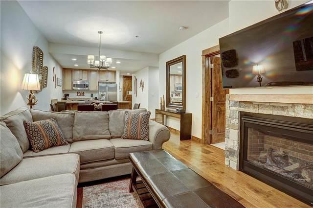 42 Snowflake Drive #407, Breckenridge, CO 80424 (MLS #S1018631) :: Colorado Real Estate Summit County, LLC