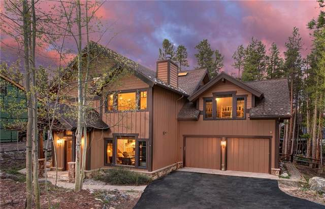 29 White Cloud Drive, Breckenridge, CO 80424 (MLS #S1018632) :: eXp Realty LLC - Resort eXperts