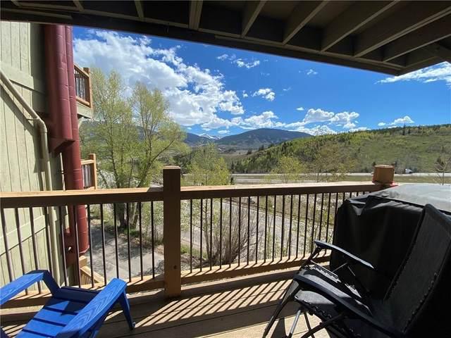 2417 Ryan Gulch Court #202, Silverthorne, CO 80498 (MLS #S1018636) :: Colorado Real Estate Summit County, LLC