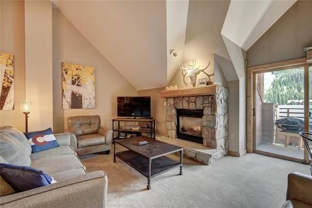 100 Dercum Square #8423, Keystone, CO 80435 (MLS #S1018637) :: Colorado Real Estate Summit County, LLC