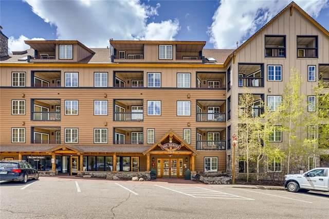150 Dercum Square #8474, Dillon, CO 80435 (MLS #S1018642) :: Colorado Real Estate Summit County, LLC