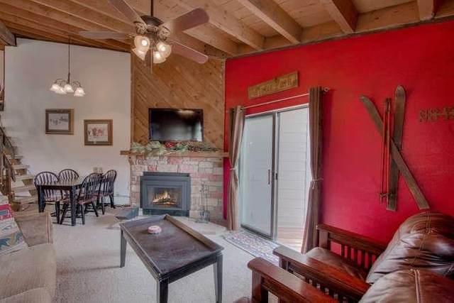 4400 Lodge Pole Circle #305, Silverthorne, CO 80498 (MLS #S1018646) :: Colorado Real Estate Summit County, LLC