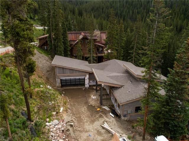 397 Fuller Placer Road S, Breckenridge, CO 80424 (MLS #S1018656) :: Colorado Real Estate Summit County, LLC
