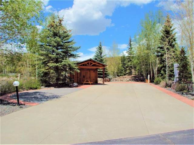 85 Revett #361 Drive, Breckenridge, CO 80424 (MLS #S1018663) :: Dwell Summit Real Estate