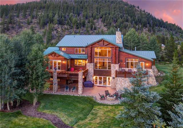 400 Revett Drive, Breckenridge, CO 80424 (MLS #S1018664) :: Dwell Summit Real Estate