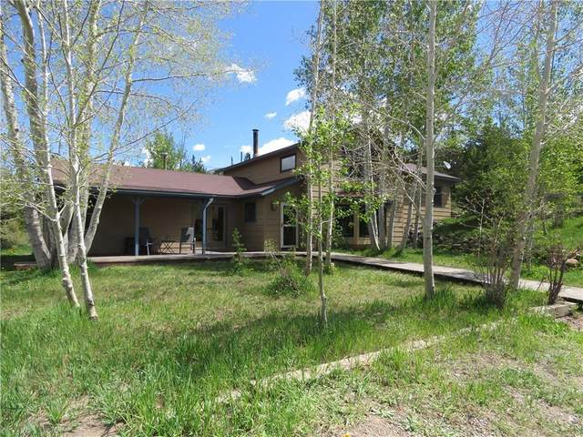 277 G Road, Silverthorne, CO 80498 (MLS #S1018669) :: Dwell Summit Real Estate