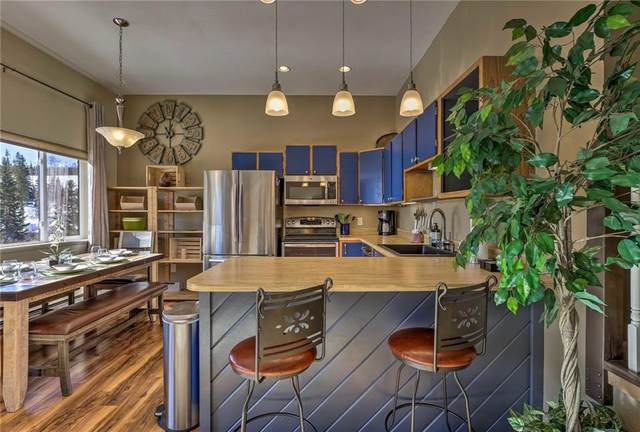 9849 Ryan Gulch Road #103, Silverthorne, CO 80498 (MLS #S1018670) :: Dwell Summit Real Estate