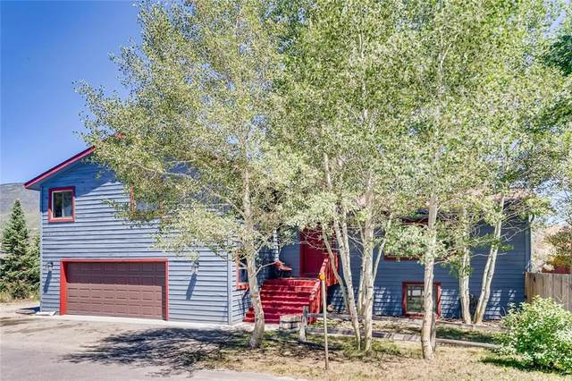 491 Marmot Circle, Silverthorne, CO 80498 (MLS #S1018673) :: Colorado Real Estate Summit County, LLC