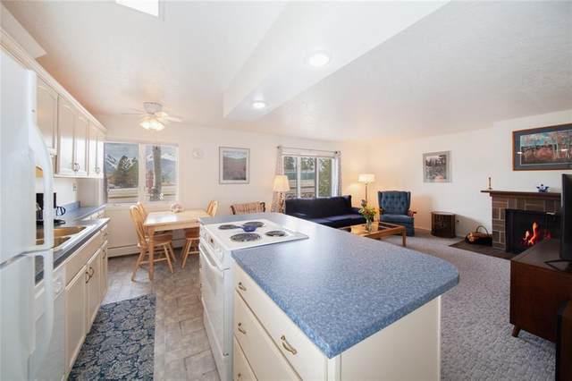 240 E La Bonte Street #29, Dillon, CO 80435 (MLS #S1018674) :: Dwell Summit Real Estate