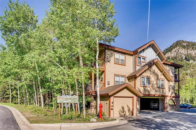 337 Streamside Lane #207, Frisco, CO 80443 (MLS #S1018693) :: Colorado Real Estate Summit County, LLC