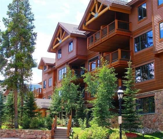 35 Mountain Thunder Drive #5208, Breckenridge, CO 80424 (MLS #S1018695) :: Colorado Real Estate Summit County, LLC