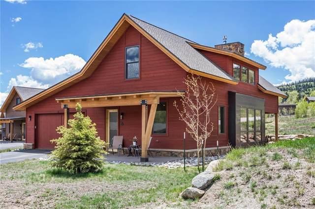 6 E Benjamin, Silverthorne, CO 80498 (MLS #S1018697) :: Colorado Real Estate Summit County, LLC