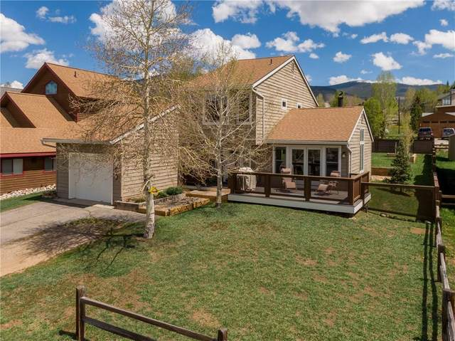 60 Redtail Court, Dillon, CO 80435 (MLS #S1018699) :: Colorado Real Estate Summit County, LLC