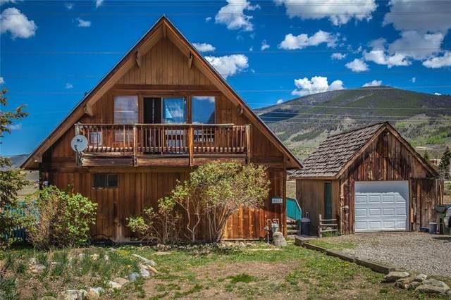 53 Cooper Drive, Dillon, CO 80435 (MLS #S1018704) :: Colorado Real Estate Summit County, LLC