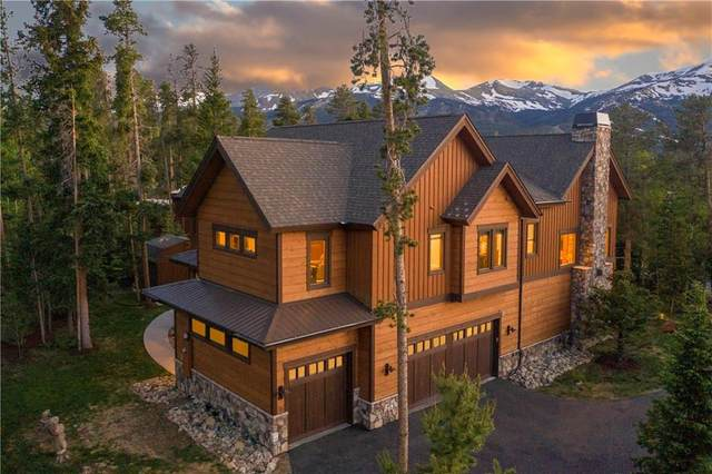 130 N Pine Street, Breckenridge, CO 80424 (MLS #S1018722) :: Dwell Summit Real Estate