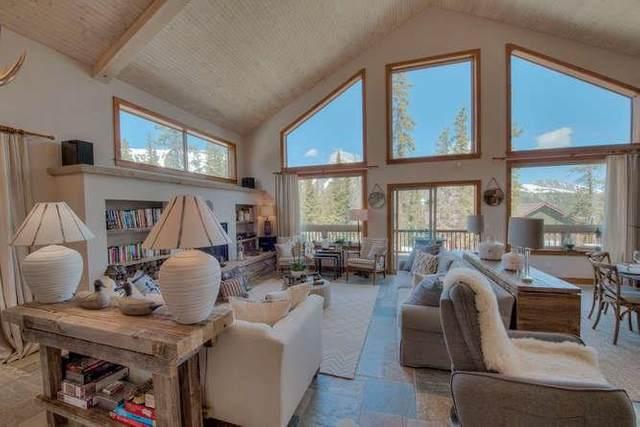 38 Quandary Lane, Breckenridge, CO 80424 (MLS #S1018738) :: Colorado Real Estate Summit County, LLC