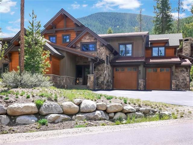 555 Independence Road, Keystone, CO 80435 (MLS #S1018741) :: Colorado Real Estate Summit County, LLC