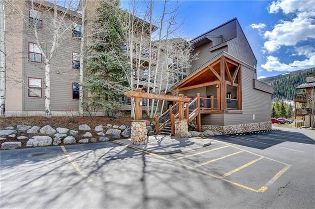 23034 Us Hwy 6 #403, Keystone, CO 80435 (MLS #S1018757) :: Colorado Real Estate Summit County, LLC