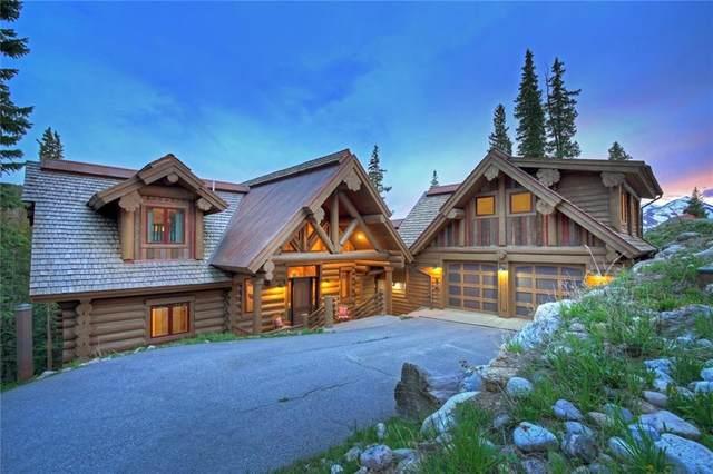 162 Goldenview Drive, Breckenridge, CO 80424 (MLS #S1018763) :: Colorado Real Estate Summit County, LLC
