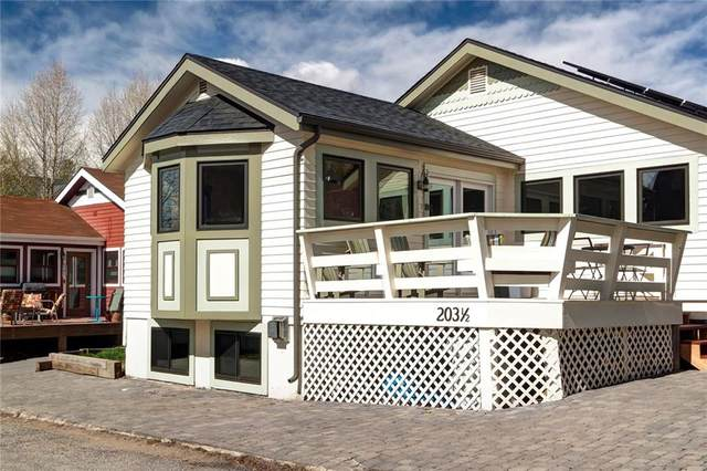 203B S High Street, Breckenridge, CO 80424 (MLS #S1018772) :: Colorado Real Estate Summit County, LLC
