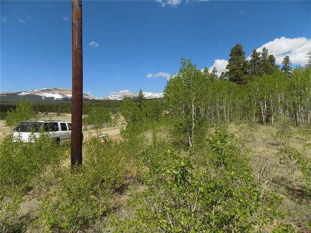 00 Foxtail Court, Fairplay, CO 80440 (MLS #S1018780) :: Colorado Real Estate Summit County, LLC