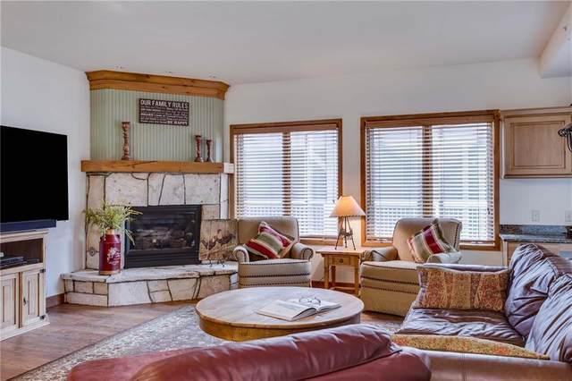 655 Four Oclock Road #208, Breckenridge, CO 80424 (MLS #S1018787) :: Colorado Real Estate Summit County, LLC