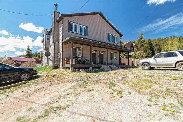 108/110 Buckskin Street, Alma, CO 80420 (MLS #S1018823) :: Colorado Real Estate Summit County, LLC