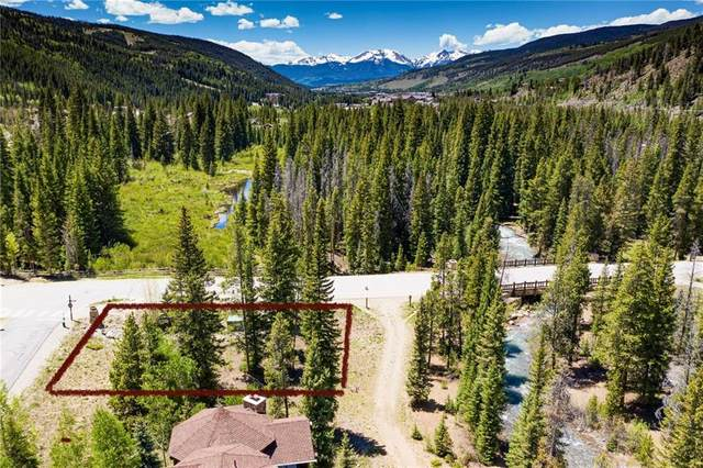 11 Wolf Rock Road, Dillon, CO 80435 (MLS #S1018848) :: Colorado Real Estate Summit County, LLC