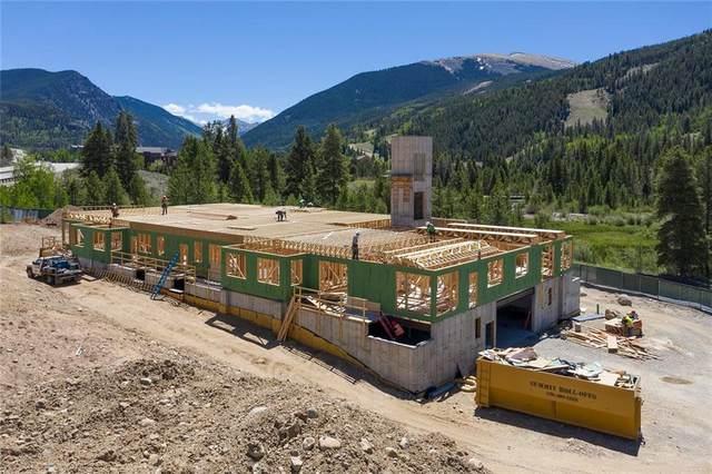 111 Clearwater Way #203, Keystone, CO 80435 (MLS #S1018861) :: Colorado Real Estate Summit County, LLC