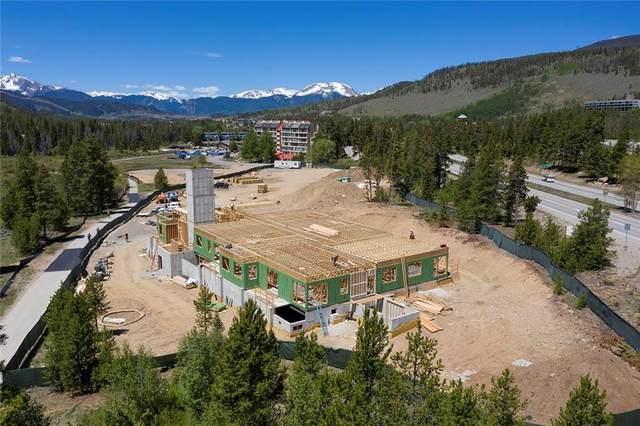 111 Clearwater Way #204, Keystone, CO 80435 (MLS #S1018862) :: Colorado Real Estate Summit County, LLC