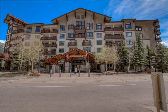 910 Copper Road #120, Copper Mountain, CO 80443 (MLS #S1018864) :: Dwell Summit Real Estate