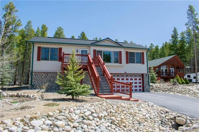 99 Imogene Circle, Leadville, CO 80461 (MLS #S1018871) :: Colorado Real Estate Summit County, LLC