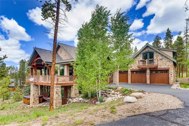17 Edelweiss Circle, Keystone, CO 80435 (MLS #S1018883) :: Colorado Real Estate Summit County, LLC