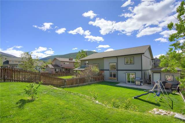 325A Straight Creek Drive, Dillon, CO 80435 (MLS #S1018892) :: Colorado Real Estate Summit County, LLC