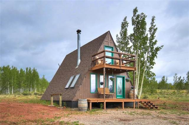 129 Sawmill Lane, Fairplay, CO 80440 (MLS #S1018899) :: eXp Realty LLC - Resort eXperts