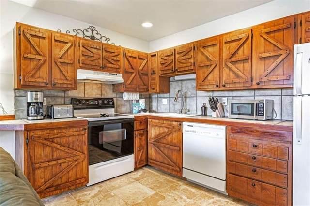 675 Straight Creek Drive #307, Dillon, CO 80435 (MLS #S1018907) :: Colorado Real Estate Summit County, LLC