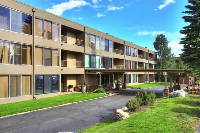 220 E La Bonte Street #226, Dillon, CO 80435 (MLS #S1018948) :: Colorado Real Estate Summit County, LLC
