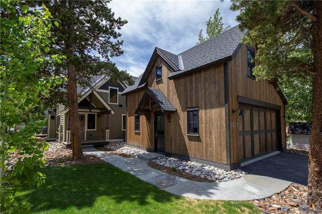 302B S Harris Street, Breckenridge, CO 80424 (MLS #S1018977) :: Colorado Real Estate Summit County, LLC