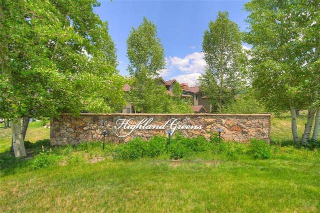 34 Highfield Trail #304, Breckenridge, CO 80424 (MLS #S1019002) :: Colorado Real Estate Summit County, LLC