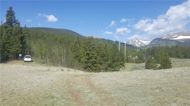 TBD Undefined Road, Alma, CO 80420 (MLS #S1019011) :: eXp Realty LLC - Resort eXperts