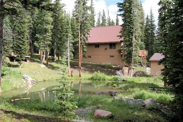 153 El Lobo Circle, Fairplay, CO 80440 (MLS #S1019015) :: Colorado Real Estate Summit County, LLC