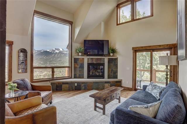 173 Cr 452, Breckenridge, CO 80424 (MLS #S1019020) :: Dwell Summit Real Estate