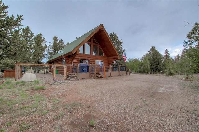 1620 Mullenville Road, Fairplay, CO 80440 (MLS #S1019029) :: Colorado Real Estate Summit County, LLC