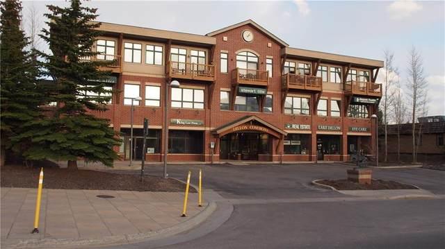 325 Lake Dillon Drive #301, Dillon, CO 80435 (MLS #S1019069) :: Colorado Real Estate Summit County, LLC